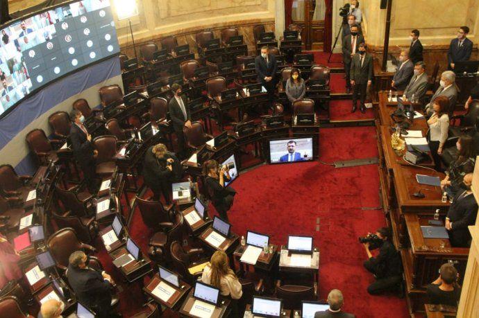 Guiño para la clase media: Senado sancionará alivio en Ganancias retroactivo a enero y Monotributo