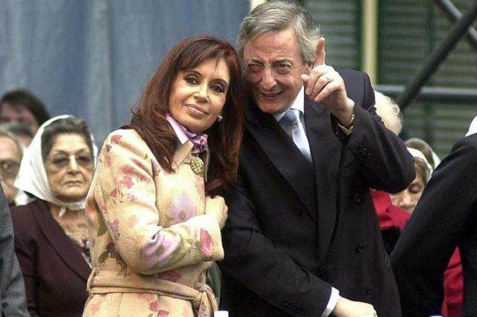 La vicepresidenta dijo que no suele leer obras biográficas sobre su vida o la de Néstor Kirchner.