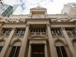 Banco Central de la República Argentina (BCRA).