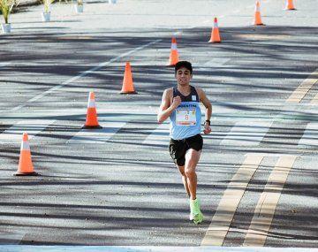 Eulalio Muñoz representará a Argentina en la maratón olímpica.