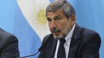 Roberto Salvarezza, exministro de Ciencia y Tecnología