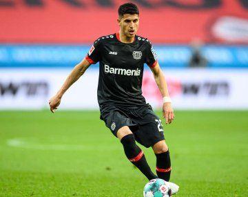 Palacios se lesionó y es la segunda baja en la Selección argentina.