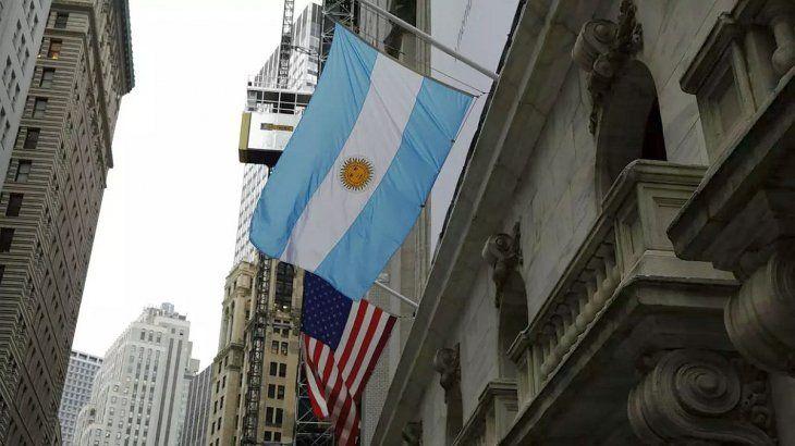 Acciones argentinas se contagiaron del optimismo global y escalaron hasta 23% en Wall Street