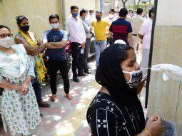 Maharashtra es la región más afectada de India en la nueva ola de coronavirus.