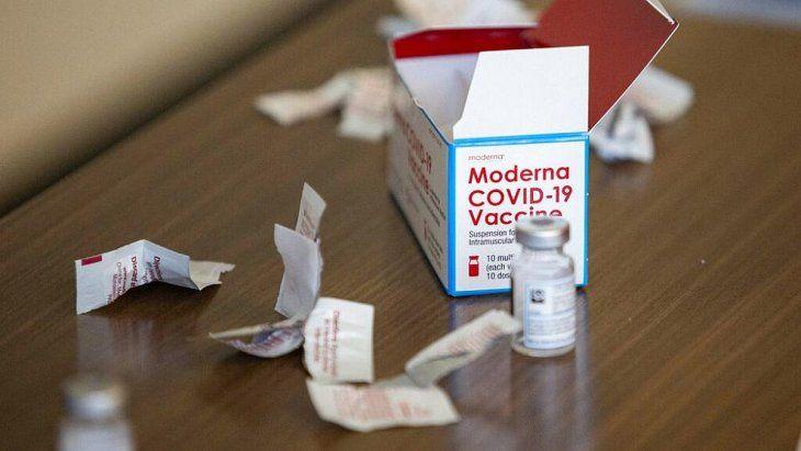 La vacuna de Moderna contra la Covid-19 protegería contra todas las variantes hasta ahora vistas