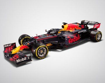 Red Bull presentó su RB16-B con el que intentará destronar a Mercedes en la copa de constructores de la F1.