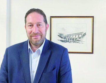 Iván Szczech. Presidente de la Camarco.