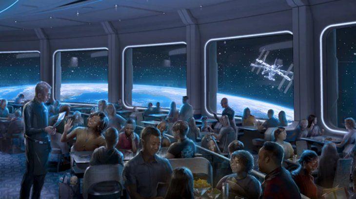 Space 220 y una nueva experiencia
