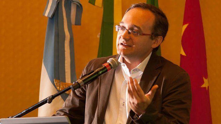 Gestión y diálogo. Gustavo Idígoras reparte su agenda de trabajo y mantiene como prioridad el diálogo con el Gobierno.