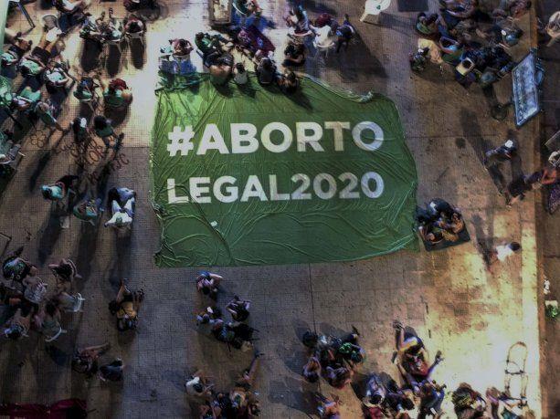 Diputados dio media sanción a la legalización del aborto