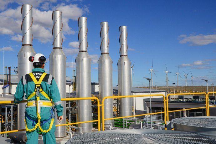 Recientemente comenzó a generar energía la Central Térmica Manantiales Behr ubicada en Chubut