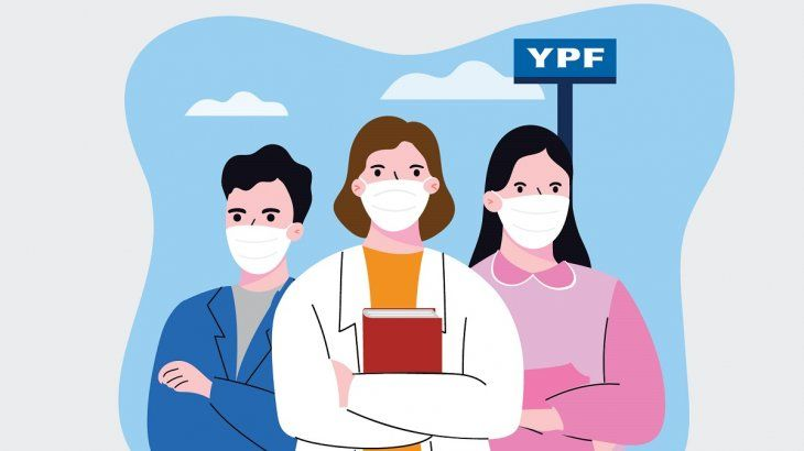 YPF acompaña a las y los trabajadores de la educación.