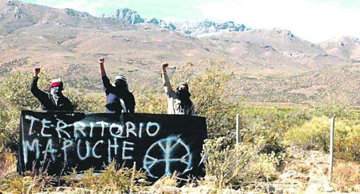 alerta. Los movimientos mapuches se han convertido en una amenaza para los inversores y propietarios de la zona.
