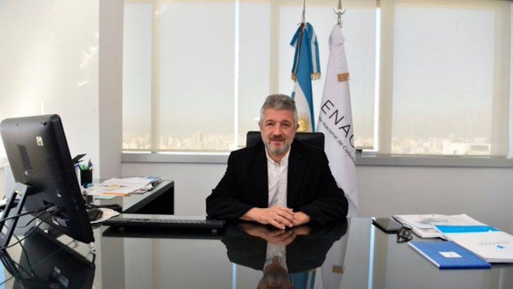 El vicepresidente de ENACOM