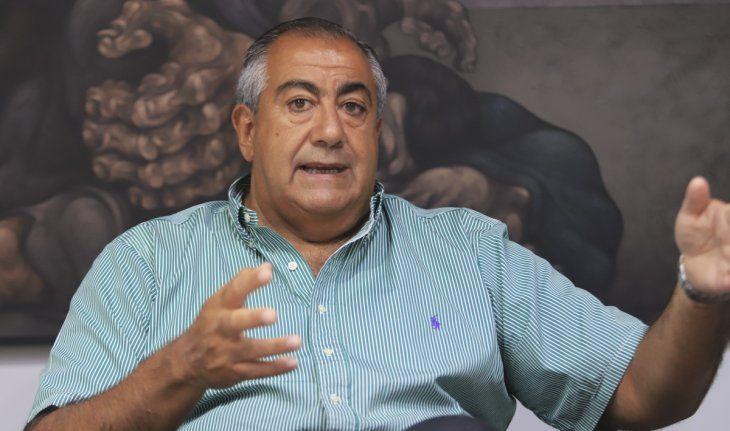 Héctor Daer, uno de los dos secretarios generales de la CGT.