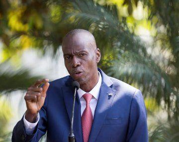 El expresidente de Haití, Jovenel Moise.