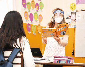 Contrastes. Alumnos de algunos distritos tuvieron más suerte y concurrieron más días a las aulas. Otros no volvieron a sus colegios desde marzo de 2020.