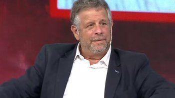 El exministro y exsecretario de Salud, Adolfo Rubinstein.