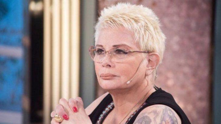 Carmen Barbieri tiene neumonía bilateral ocasionada por el Covid-19.