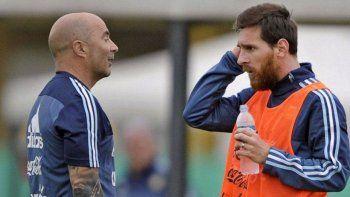 Messi se reencuentra con Sampaoli en su primer clásico por la Ligue 1 de Francia.