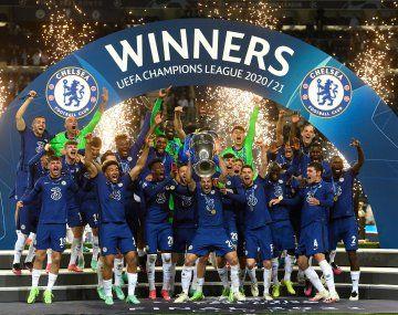 Chelsea conquistó su segunda Champions League.
