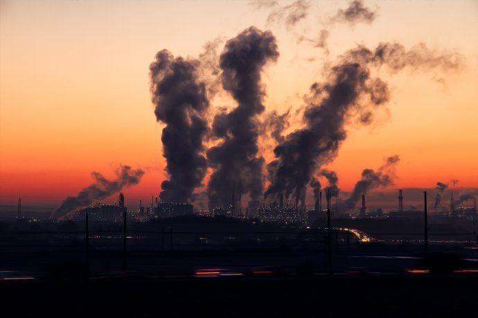 Emisiones de CO2 alcanzaron niveles récord en 2019