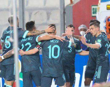 Argentina define gran parte de su clasificación al Mundial Qatar 2022 durante el año 2021.