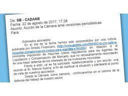 Reaccionan agentes de Bolsa por una suba de costos de CNV