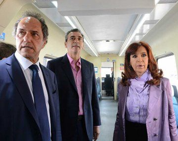 Florencio Randazzo lanzó un spot con una imitadora de Cristina