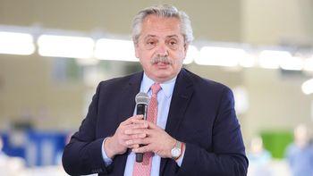 Alberto Fernández: La altisonancia y la prepotencia no anidan en mi