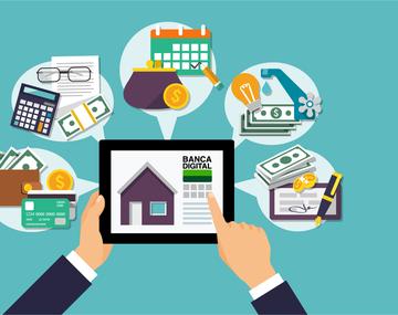 Cómo se explica el auge de la digitalización de los servicios financieros