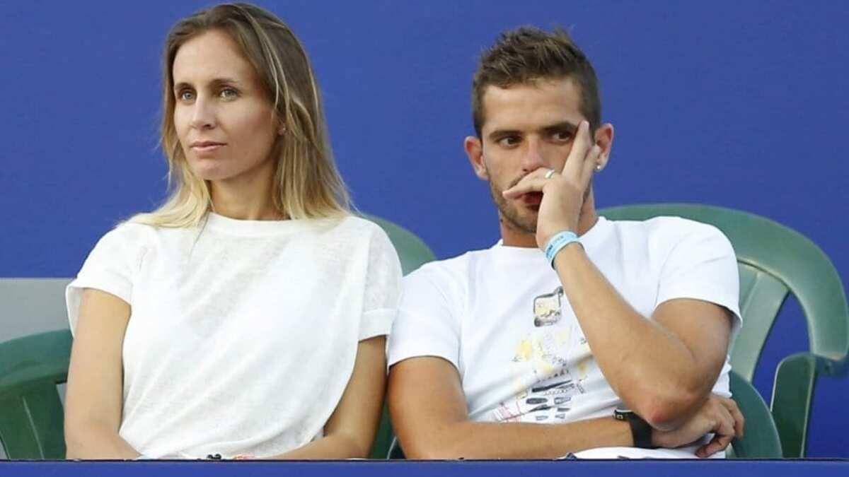 Fernando Gago y Gisela Dulko se habrían separado en medio de un escandalo por infidelidades