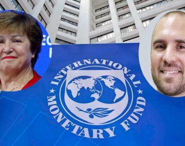 Bueno: FMI confirma giro de u$s3.500 millones (se usarán para pagar deuda)