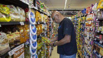 En enero finalizó la medida que reducía a cero la alícuota del IVA para alimentos de primera necesidad.