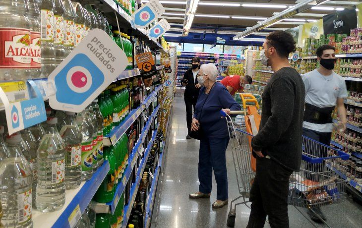 Inflación de marzo se aceleró a 4,8%, la más alta del año