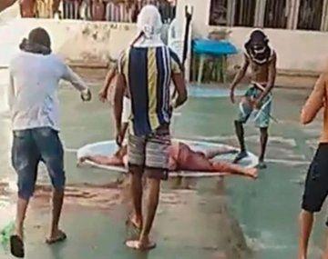 Los sangrientos enfrentamientos entre grupos narcos dejaron 10 muertos.