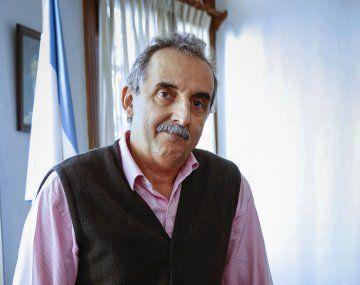 El precandidato a diputado nacional por el partido Principios y Valores, Guillermo Moreno.