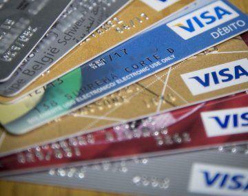 El uso de tarjetas de crédito creció un 12% en el tercer trimestre del año
