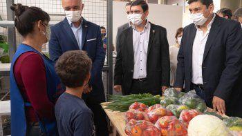herrera ahuad: misiones va en camino a la soberania alimentaria