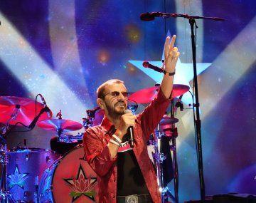Ringo Starr celebra sus 80 años
