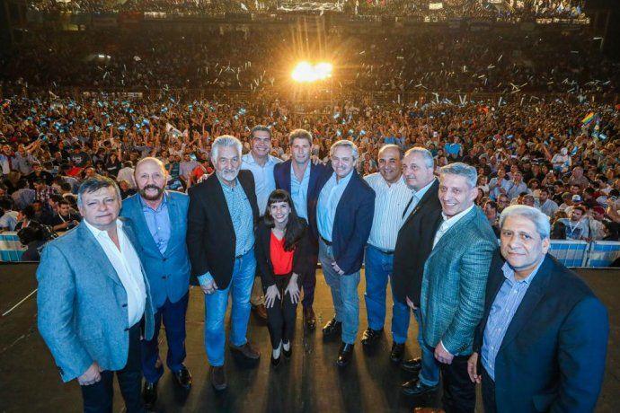 Alberto Fernández: Se acabó la Argentina privilegiada y la Argentina que padece