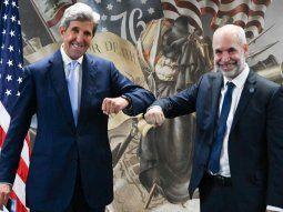 Horacio Rodríguez Larreta está de gira por Estados Unidos