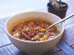 receta de locro criollo con salsa clasica