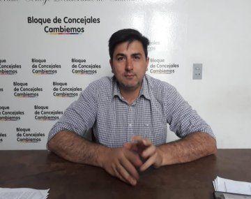 Lisandro Herrera, a cargo del HCD de Chacabuco, se encuentra en coma farmacológico.