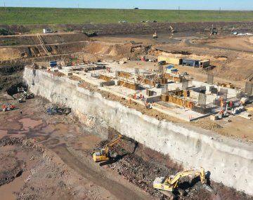Tres turbinas tipo Kaplan producirán energía para el país