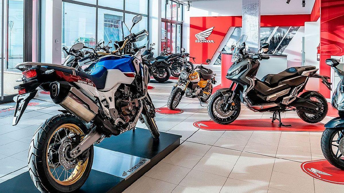 El patentamiento de motos creció un 32% en agosto