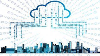 argentina y colombia, los que menos porcentaje del negocio tienen en cloud