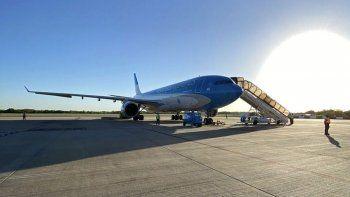 Hasta el momento, llegaron 10.192.490 de vacunas en 19 vuelos completados por Aerolíneas Argentinas (14 desde Moscú con 6.533.290 dosis de Sputnik V y 5 desde Beijing con 3.659.200 dosis de Sinopharm).
