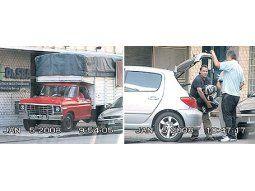 Mauricio Macri debutó el sábado en el uso de cámaras ocultas, que pudieron captar cómo cargaron en una camioneta y unautomóvil cajas y bolsas desde la obra social del gremio municipal, cuya intervención intenta concretarse.