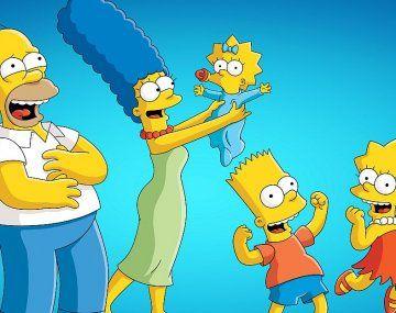 Una teoría viral sobre Los Simpson comenzó a circular en internet.